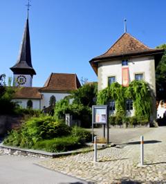 Köniz Schloss Kirche